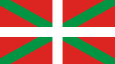 Drapeau pays basque espagnol - Drapeau d espagne a colorier ...